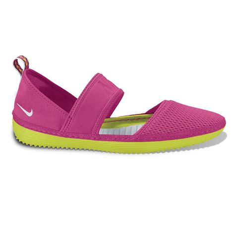 nike slippers womens new nike solarsoft aqua slippers water shoe s pink