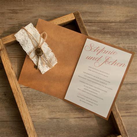 Hochzeitseinladung Zum Aufklappen by Vintage Einladungskarten Traumhafte Einladungskarten Zur