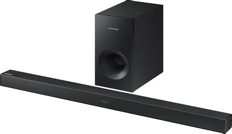 samsung hw k360 2 1 channel wireless soundbar subwoofer 130w black b ebay