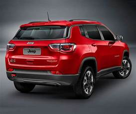 Jeep Compass Cost 2018 Jeep Compass Release Date Price Specs Interior