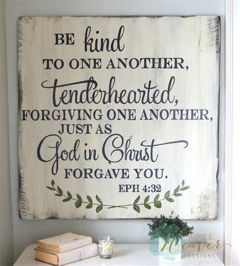 bible verses for home decor custom signs aimee weaver designs llc
