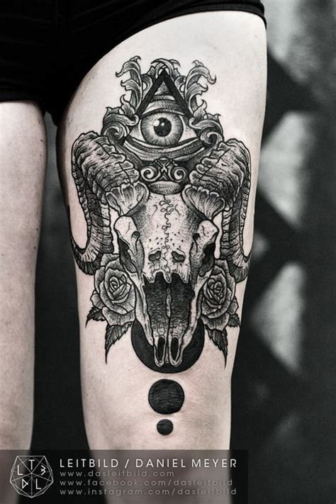 ram skull tattoo meaning best 25 ram ideas on aries ram