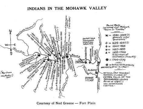 On Location The Mowhawk by Indian In The Mohawk Valley