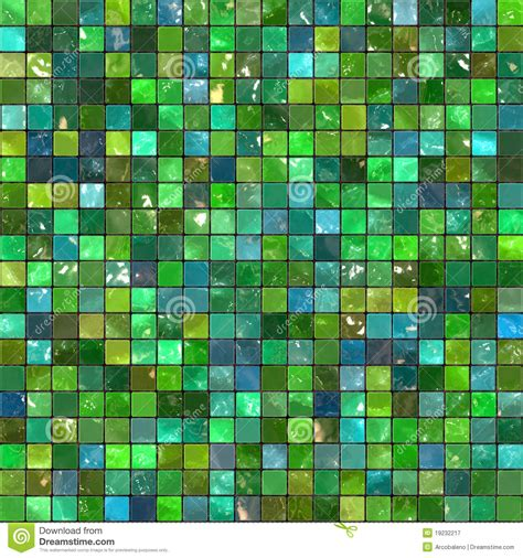 Small Bathroom Floor Plans With Shower green abstract tile mosaic stock image image of colorful