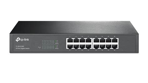 Jual Hub Tp Link 16 Port Gigabit Switch by Tp Link Tl Sg1016d 16 Port Unmanaged Gigabit Switch It Pro