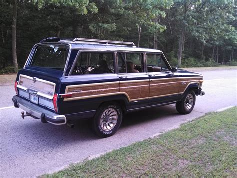 1986 Jeep Grand Wagoneer 1986 Jeep Grand Wagoneer Overview Cargurus