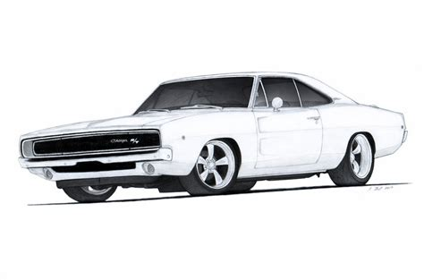 1970 dodge charger drawing 1968 dodge charger r t drawing by vertualissimo on deviantart