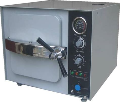 bench top portable autoclave sterilizer china bench top