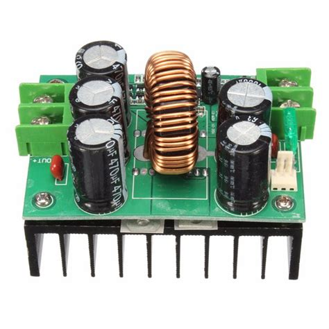 Dc To Dc Step Power Supply 10 1200w 20a dc dc boost converter step up power supply