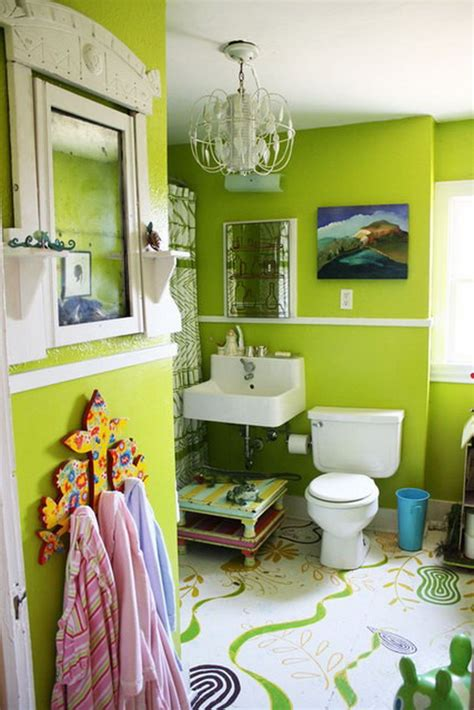 Colorful Bathroom Ideas by Colorful Bathroom Designs