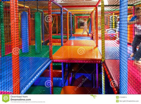 Game Room Floor Plans Lost In The Playground Maze Stock Images Image 27240874