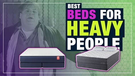 best for best mattress for heavy obese sleepers big guys