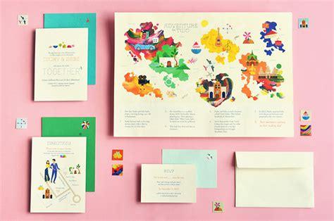 most creative wedding invitations 20 most creative wedding invitations you ll get