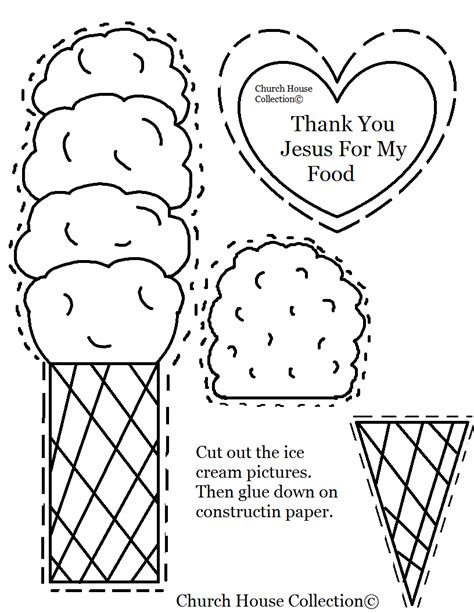 Thank You God For Food Coloring Page | free coloring pages of thank you god for my food