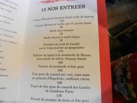 Le Comptoir Ma by Le Comptoir Du Relais Yves Camdeborde Ma Bouffe