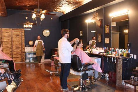 barber downtown charleston charleston wv cvb tops off barbershop salon spa