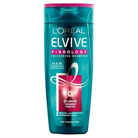 Loreal Elvive l oreal elvive fibrology thickening shoo reviews