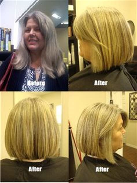 long straight hair makeovers a blunt blunt bob and back off on pinterest