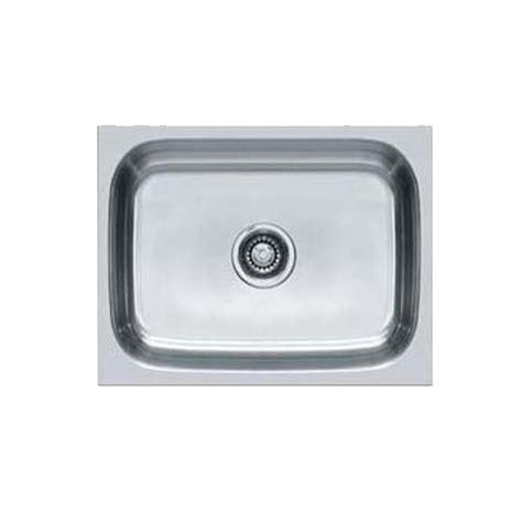 buy kitchen sink european satin finish 24x18 600x468mm