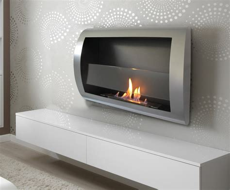 Ethanol For Fireplace Where To Buy by Charleston Luxury Stainless Steel Wall Mount Vent Less Bio