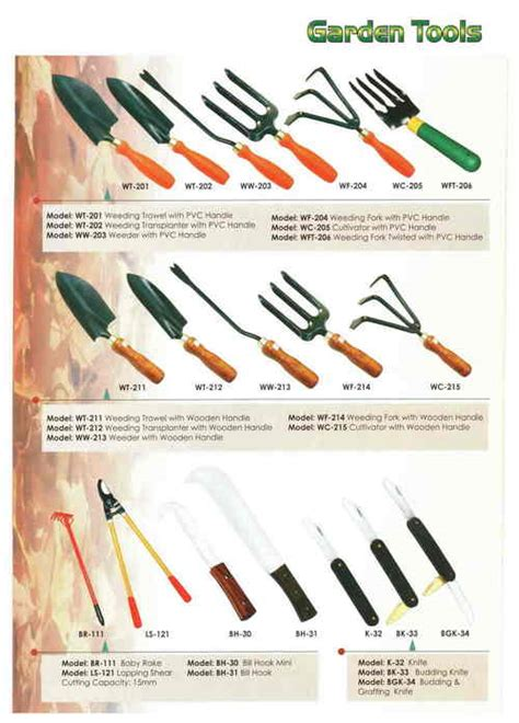 Gardening Tools   Gardening Tools Exporter & Manufacturer