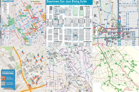 san jose land use map how apps maps and other tools can help activate downtown