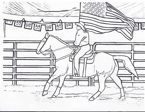 coloring pages of horses barrel racing free coloring pages of tack to colour in