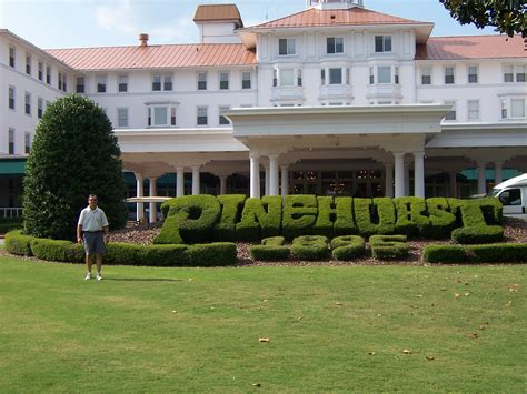 pinehurst resort and course reviews all about golf