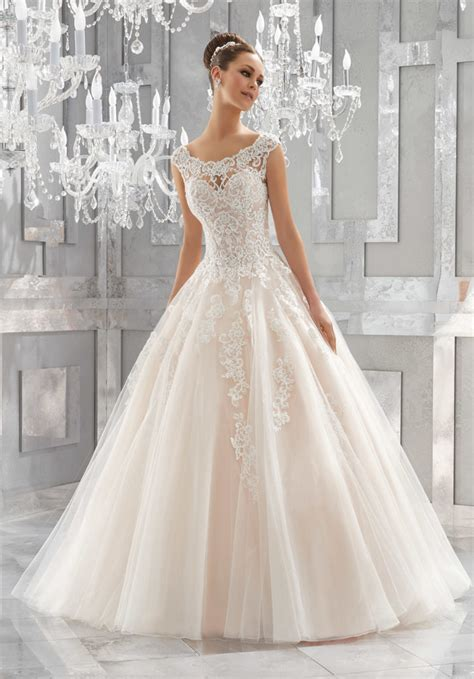 massima wedding dress style  morilee