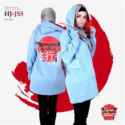 Jaket Parasut Jepang gratis ongkir jacket wanita hijacket nuansa jepang