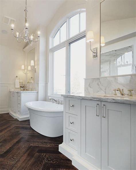 bathroom oak flooring 1000 ideas about herringbone floors on