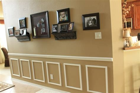 Faux Wainscoting With Paint by How To Wainscoting Decorchick