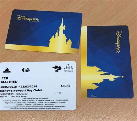 Euro Disney Gift Card - photos rfid enabled quot magic pass quot testing at disneyland paris first step towards