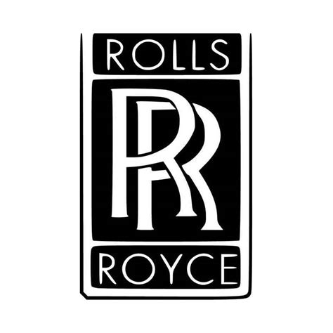 rolls royce logo rolls royce logo vinyl decal sticker