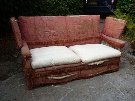 Antique Knole Sofa by Antique Knole Sofa Scifihits