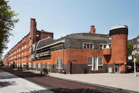 het schip in amsterdam amsterdam school architecture