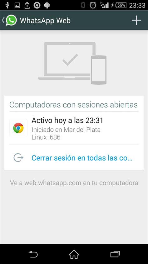 chrome whatsapp whatsapp web desde chrome oficial taringa