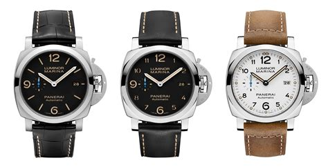 Panerai Pam661 Luminor Marina Carbotech Grade panerai introduces slew of new models from thin to