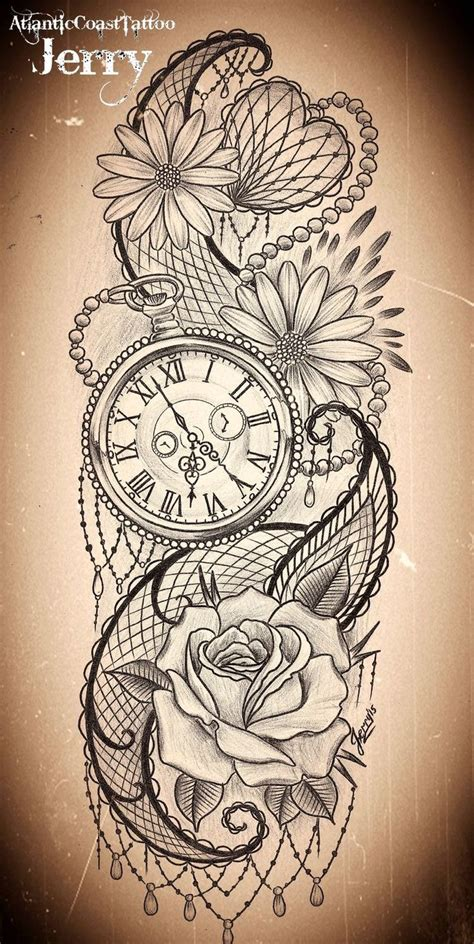 flower design queens 25 best ideas about tattoo drawings on pinterest
