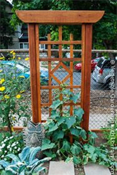 garden trellis elegant asian design housing ideas