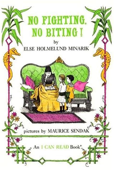 fighting for air the fighting series books no fighting no biting by else holmelund minarik