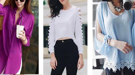 blusas de moda 2016 moda juvenil 2016 youtube blusas de moda l moda juvenil 2016 youtube