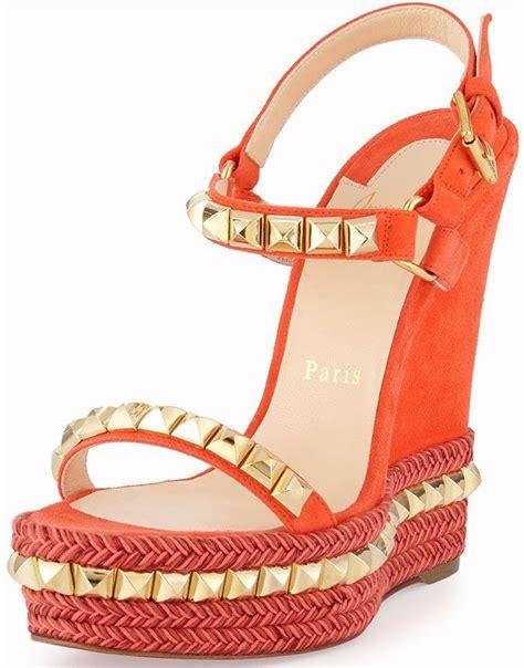 Wedges Mr90 Crocodile Best Buy Christian Louboutin Crocodile Embellished Sandals Buy