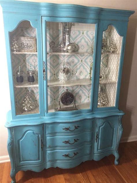 pin  painted china cabinets buffets