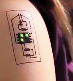 future tattoo removal technology tech tattoos a thing of the future blogging on design