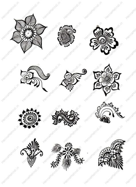 simple henna tattoo designs for beginners http www raffeallafernando wp content themes
