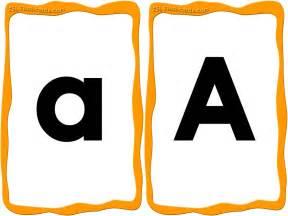 alphabet cards 52 free printable flashcards