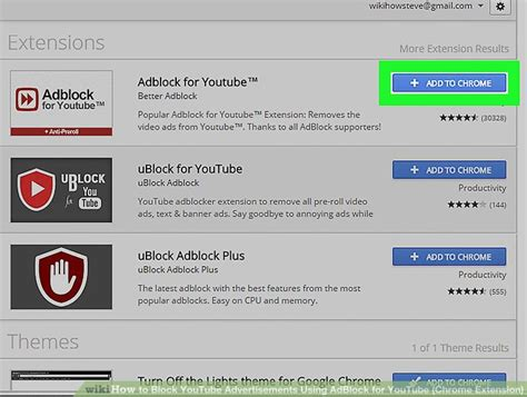 chrome youtube ad blocker how to block youtube advertisements using adblock for