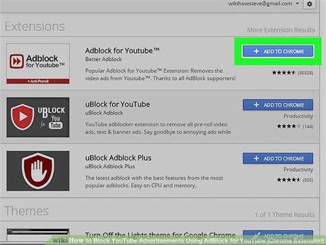 chrome youtube ad blocker how to block youtube advertisements using adblock for