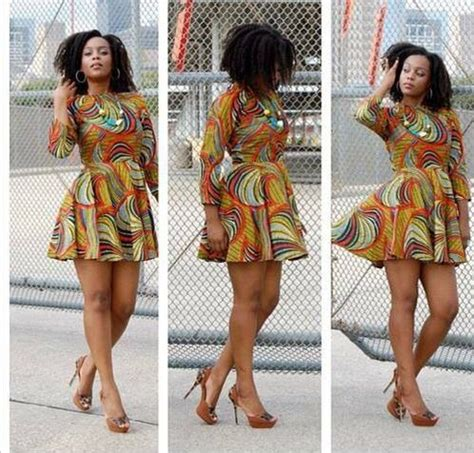 simple ankara styles short gown debonke house of fashion short gown ankara styles joy studio design gallery